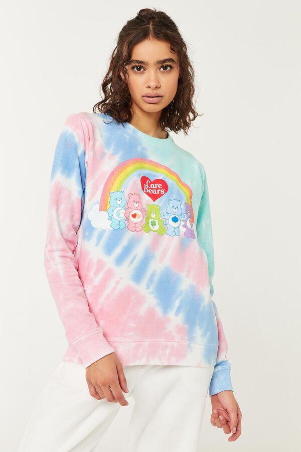 Care Bear Tie-Dye Sweatshirt