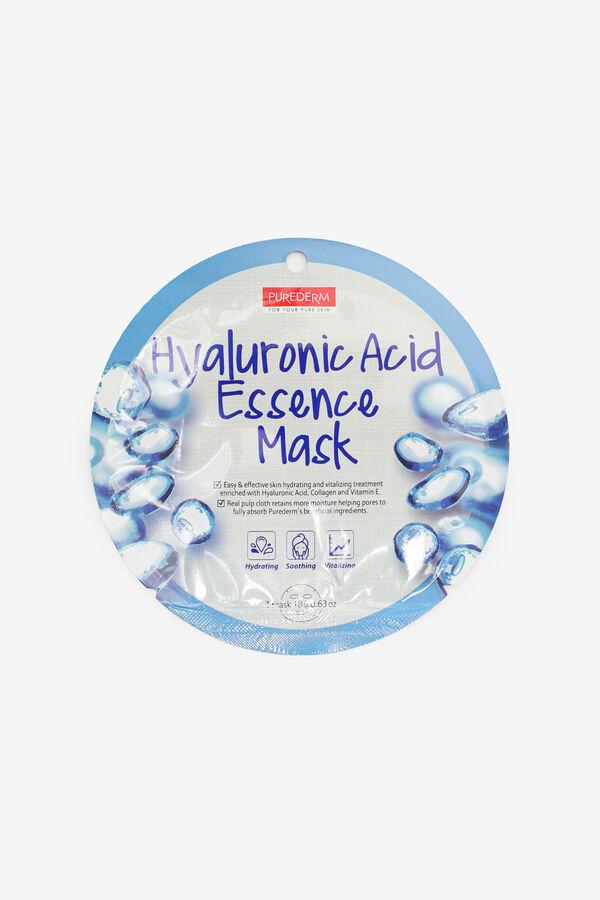Masque en feuille avec acide hyaluronique