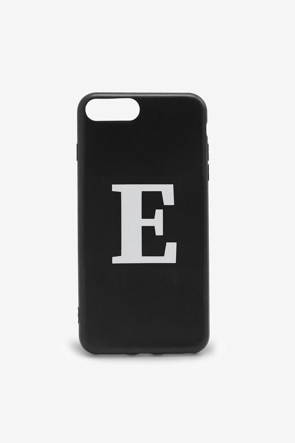 Letter E iPhone 6/7/8 Plus Case