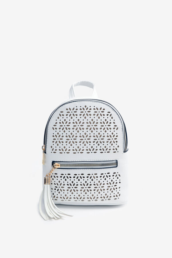 Cut-Out Backpack