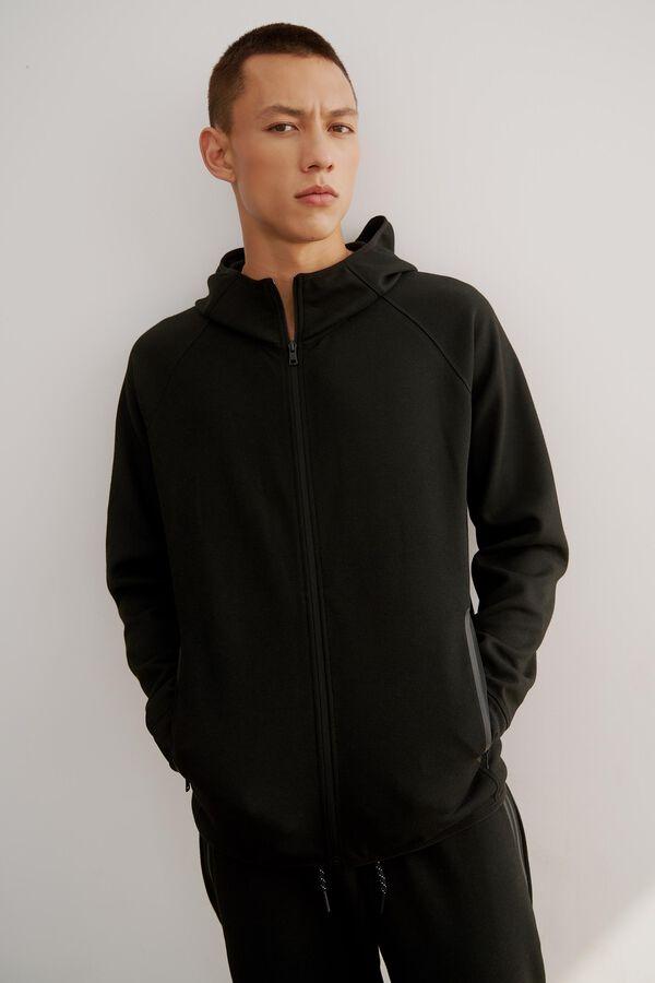 Tech Fleece Zip-Up Hoodie for Men