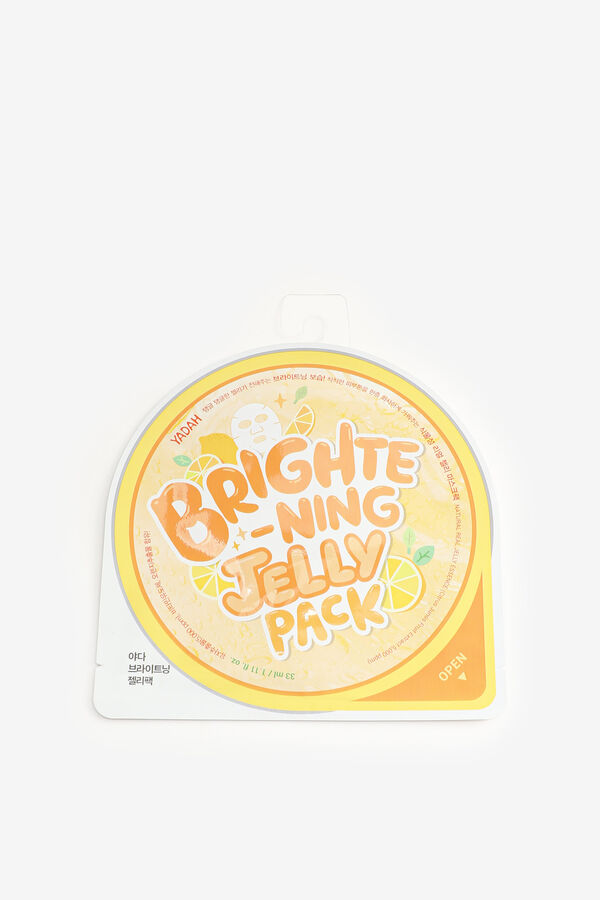 Brightening Jelly Face Mask