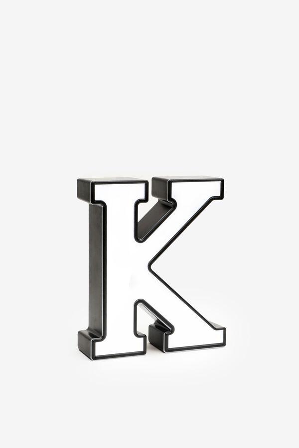 Light Up Letter K