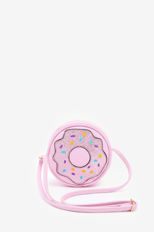 Donut Crossbody Bag for Girls