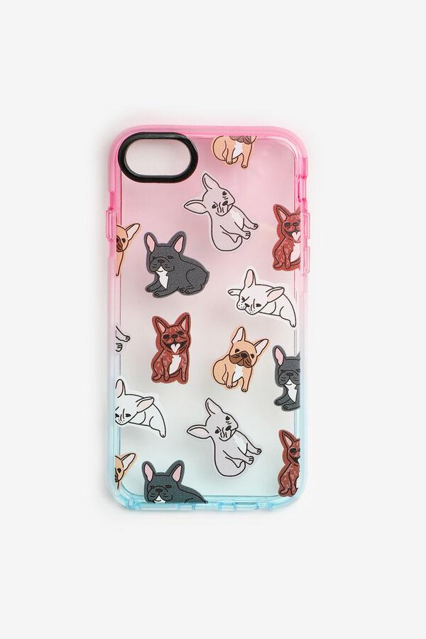 Étui d'iPhone 6/7/8 de chiens
