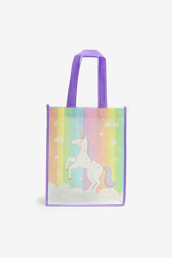 Licorne Tote Bag for Girls