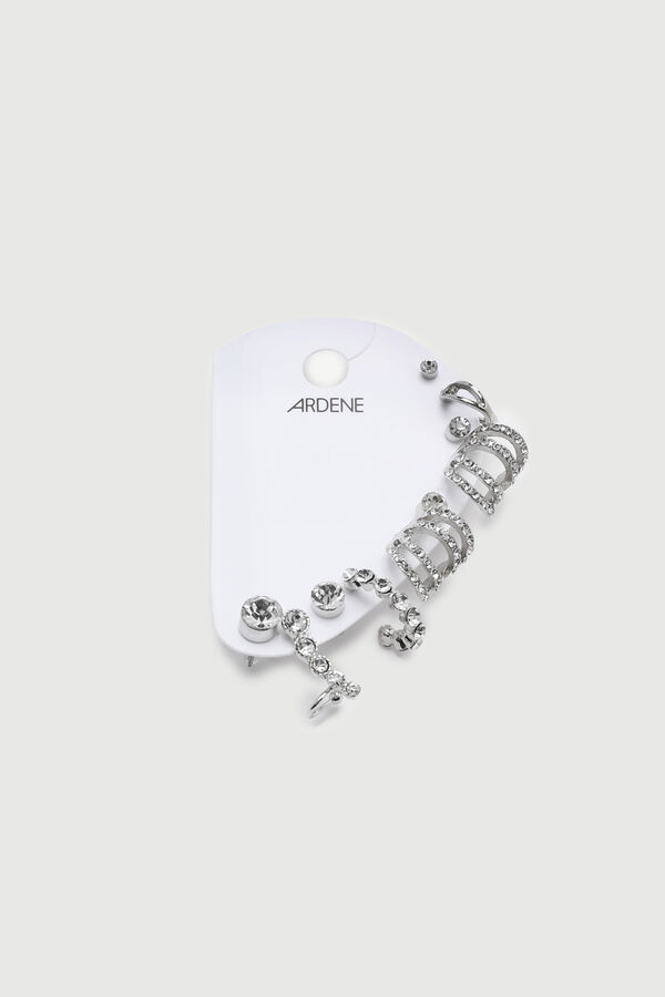 Gemstone Ear Cuffs & Earrings