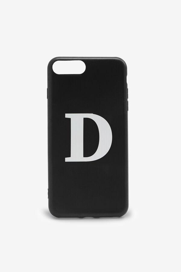 Letter D iPhone 6/7/8 Plus Case