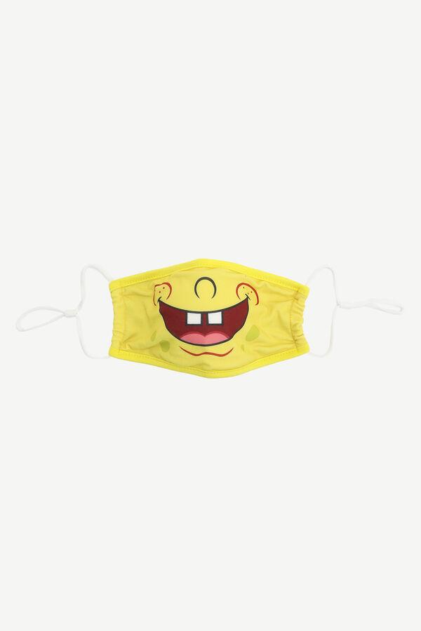 SpongeBob Face Covering for Kids