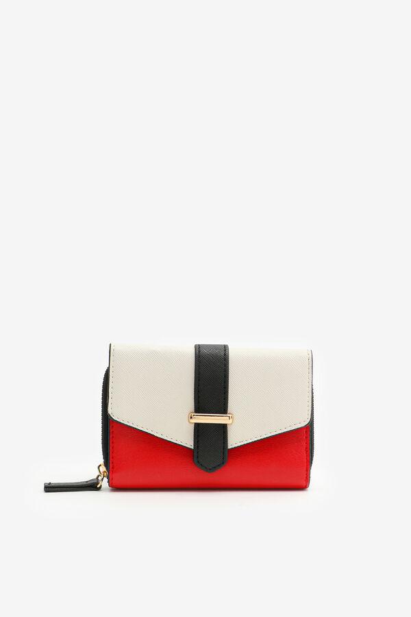 Mini Flap Wallet