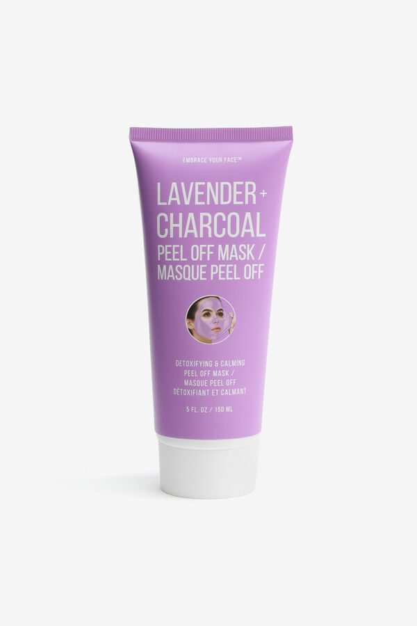 Lavender and Charcoal Peel Off Mask