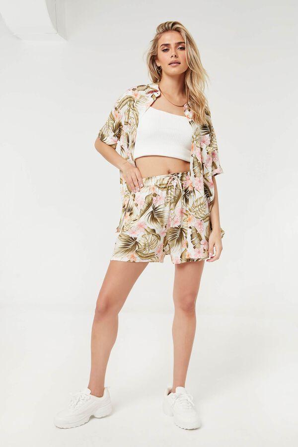 Hibiscus Ultra High Rise Shorts