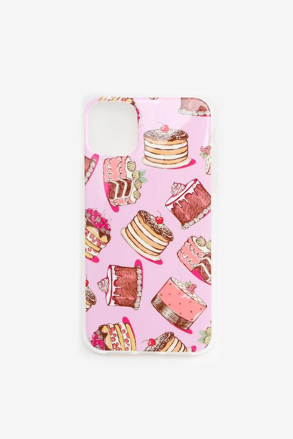 Étui d'iPhone 11 gâteau