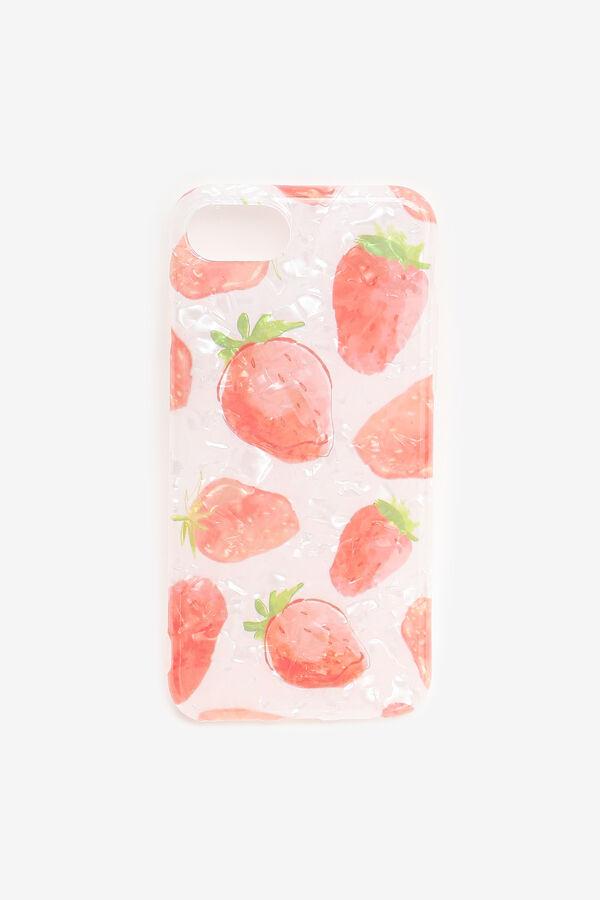 Étui d'iPhone 6/7/8 fraises