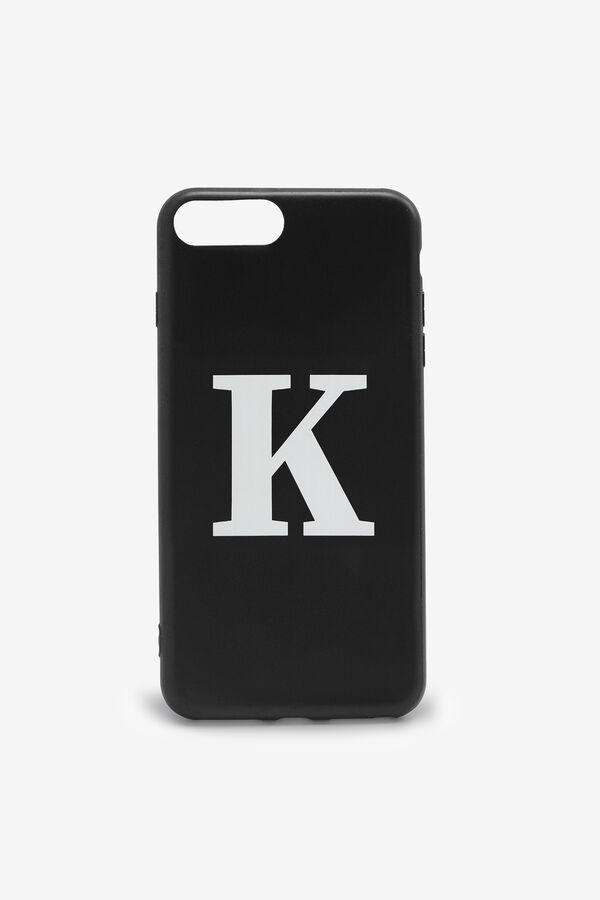 Letter K iPhone 6/7/8 Plus Case