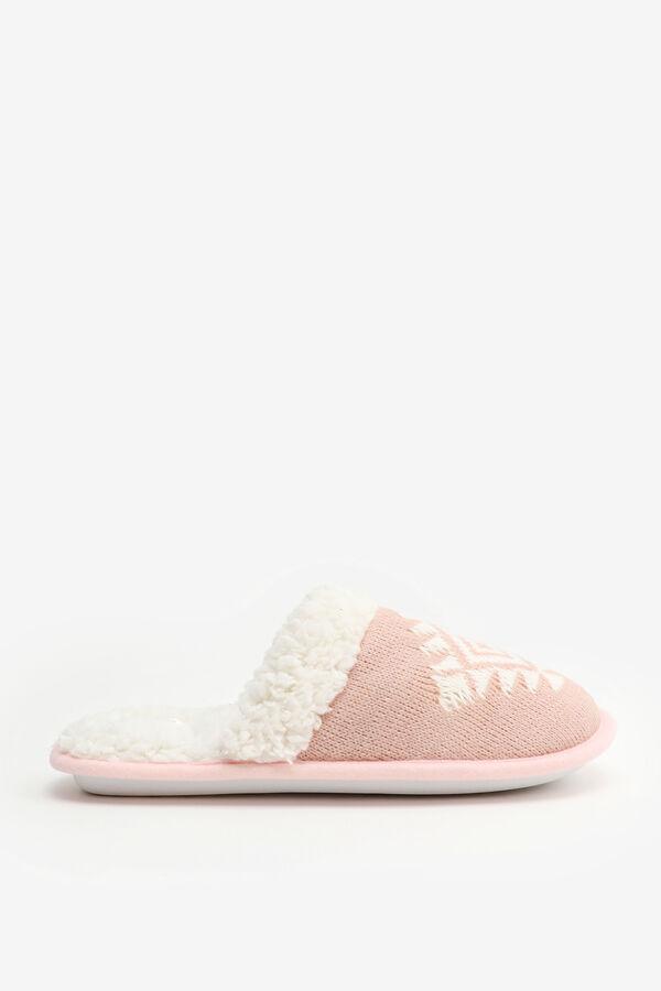 Aztec Slide Slippers
