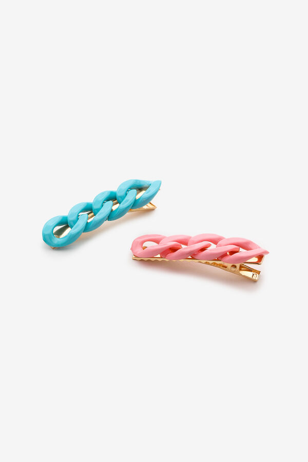 Barrettes à cheveux en chaîne