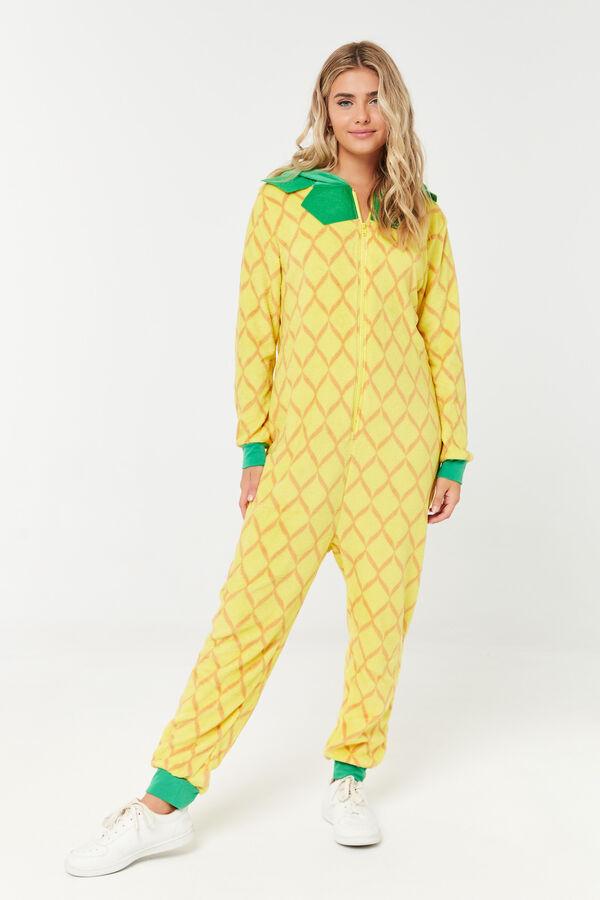 Pineapple Onesie Costume