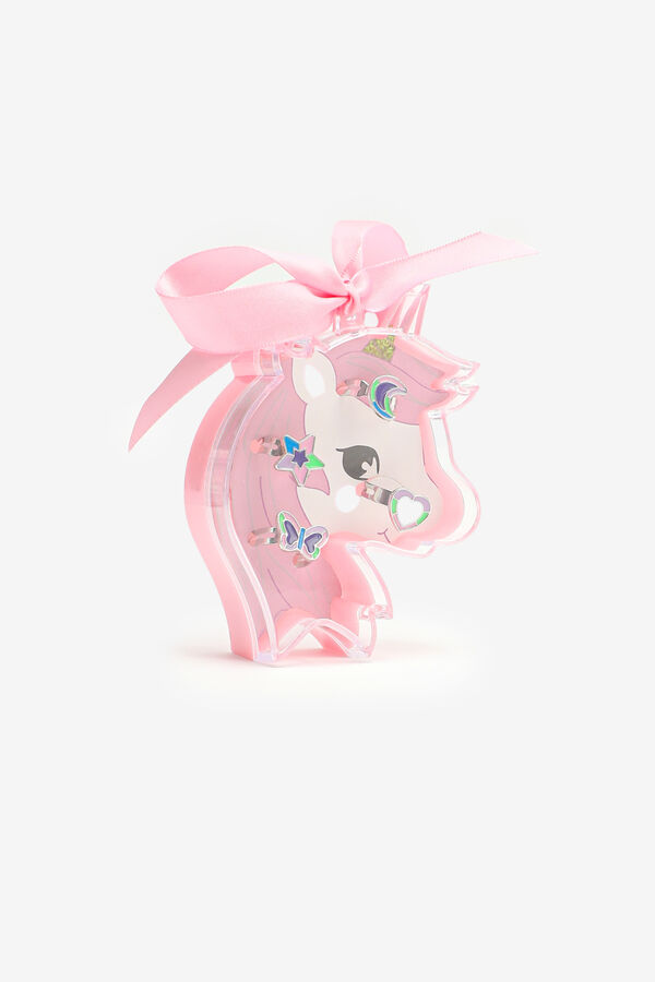 Rings in a Unicorn for Girls