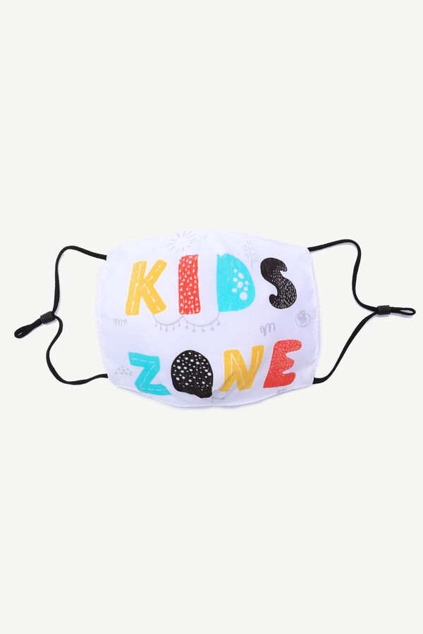 Kids Zone Face Covering for Kids