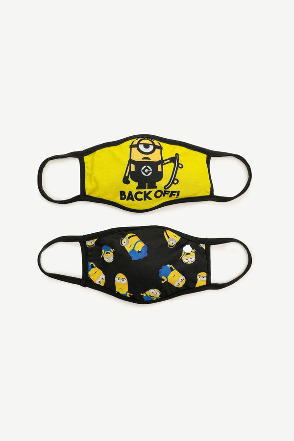 Minions Reusable Face Coverings