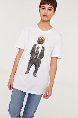 a9eeb302d9d EXTENDED SIZES Ardene Women s Karl Lagerfeld Pug Unisex Tee