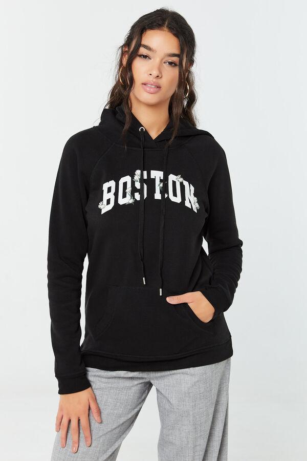 Boston Hoodie