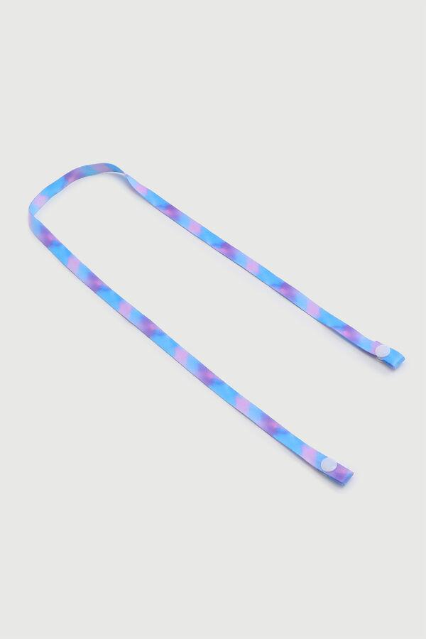 Multicolor Mask Strap