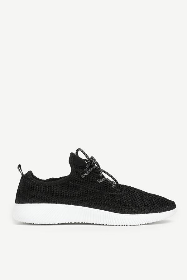 Mesh Athletic Sneakers