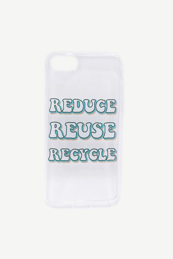 Transparent iPhone 6/7/8 Case