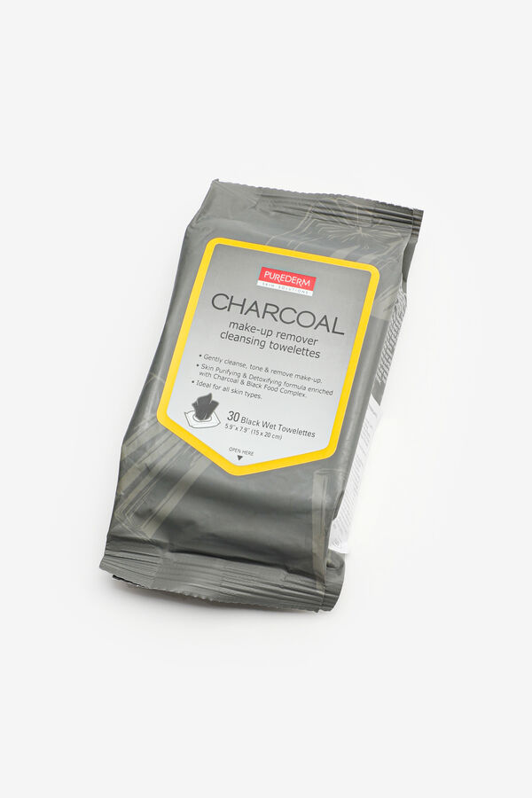 Charcoal Makeup Wipes