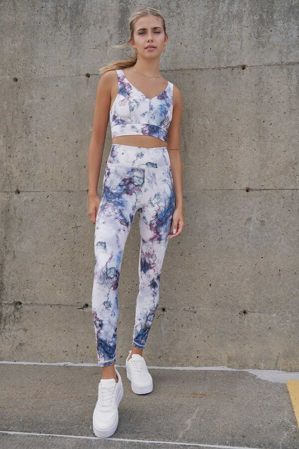 MOVE Watercolour Leggings with Pocket