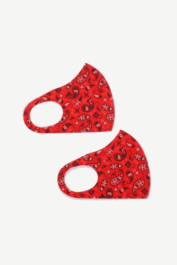 Paisley Reusable Face Coverings