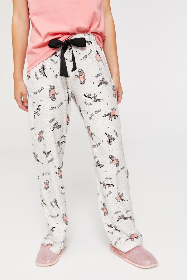 5c3bd6e33 Ardene Ardene Women s Sloth PJ Pants