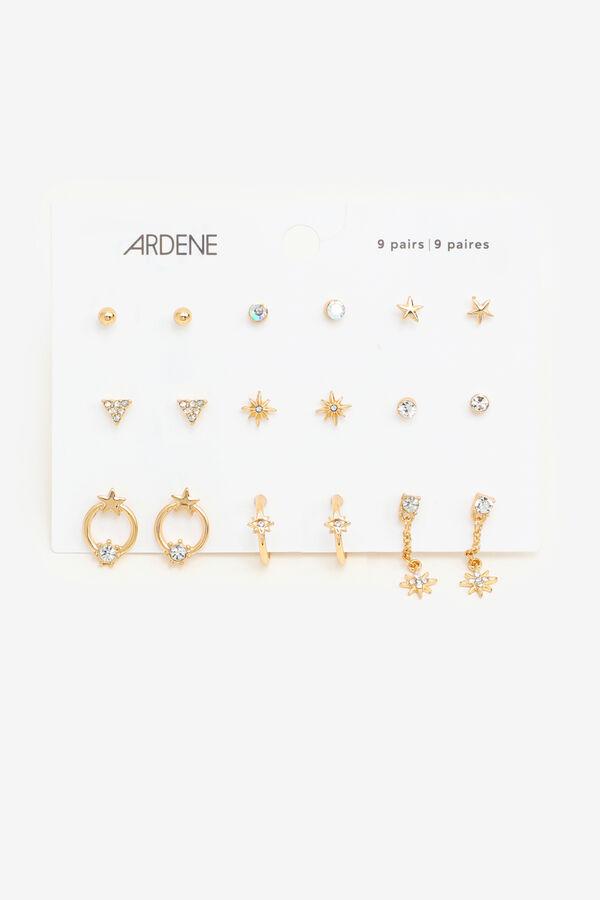 Pack of Celestial Earrings