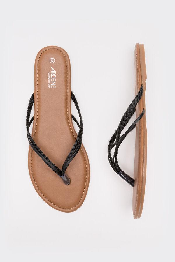 323f7522f97 Ardene Women s Braided Strap Flip-Flops