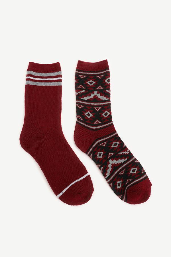 Aztec Thermal Socks