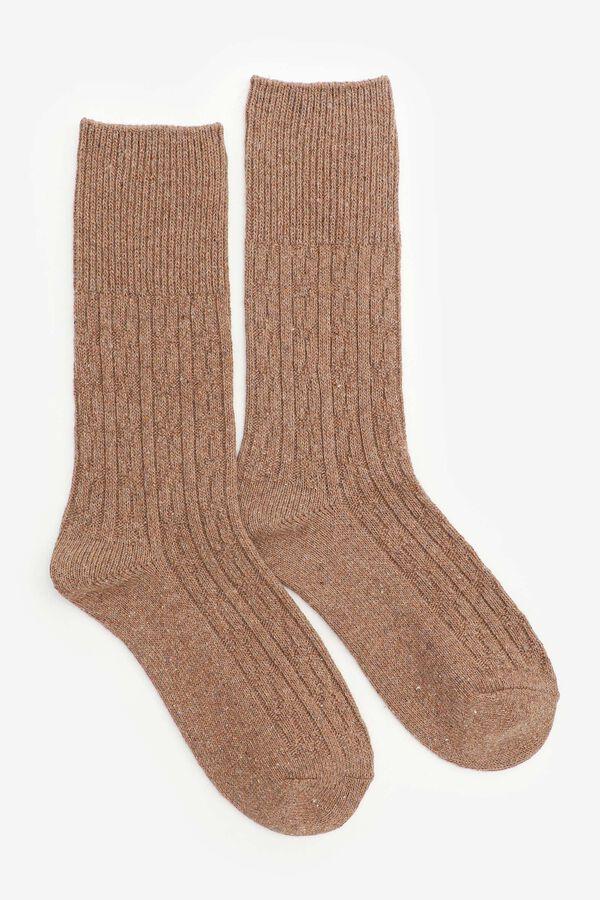 Paire de chaussettes de chalet