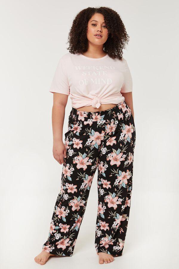 Floral PJ Pants