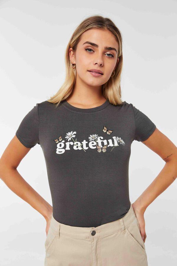 T-shirt graphique Grateful