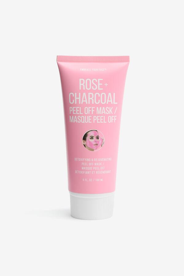 Charcoal + Rose Peel Off Mask