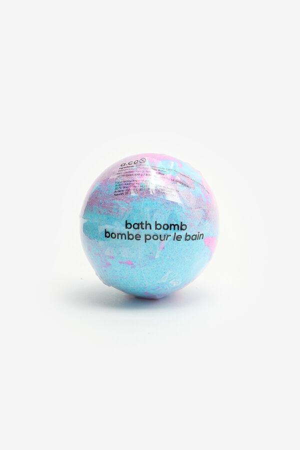 Pink & Aqua Bath Bomb