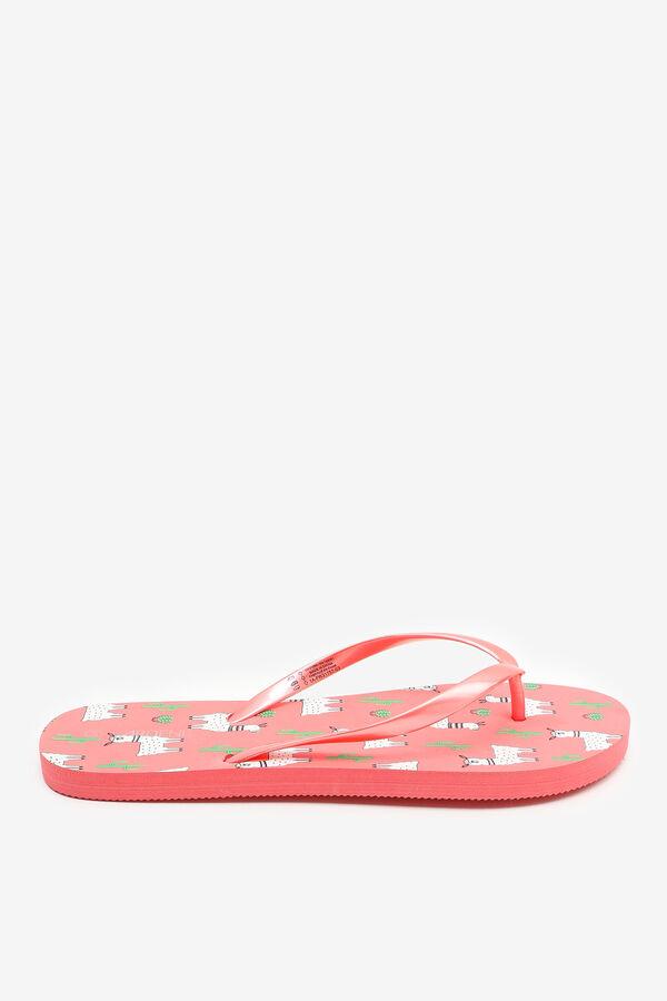 Llama Flip-Flops