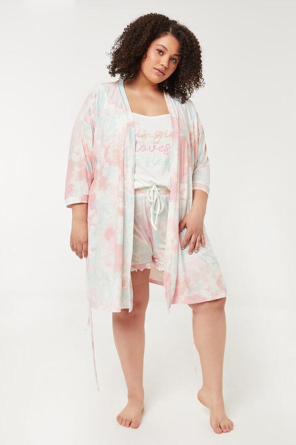 Pyjama tie-dye 3 morceaux
