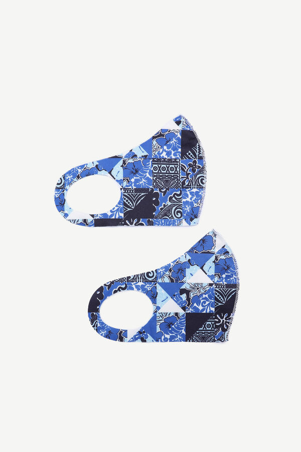 Printed Face Coverings for Men