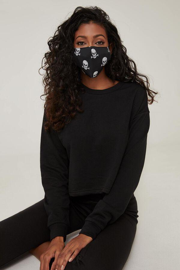 Skull Face Covering