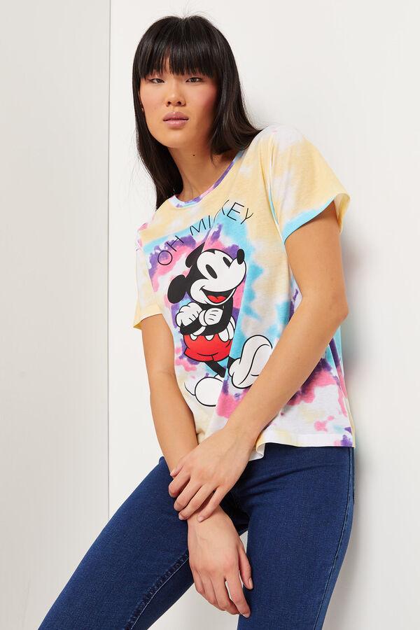 Mickey Mouse Tie-dye Tee