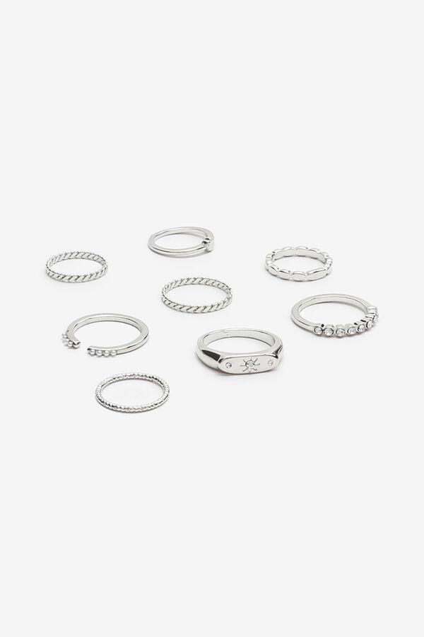 Pack of celestial Rings