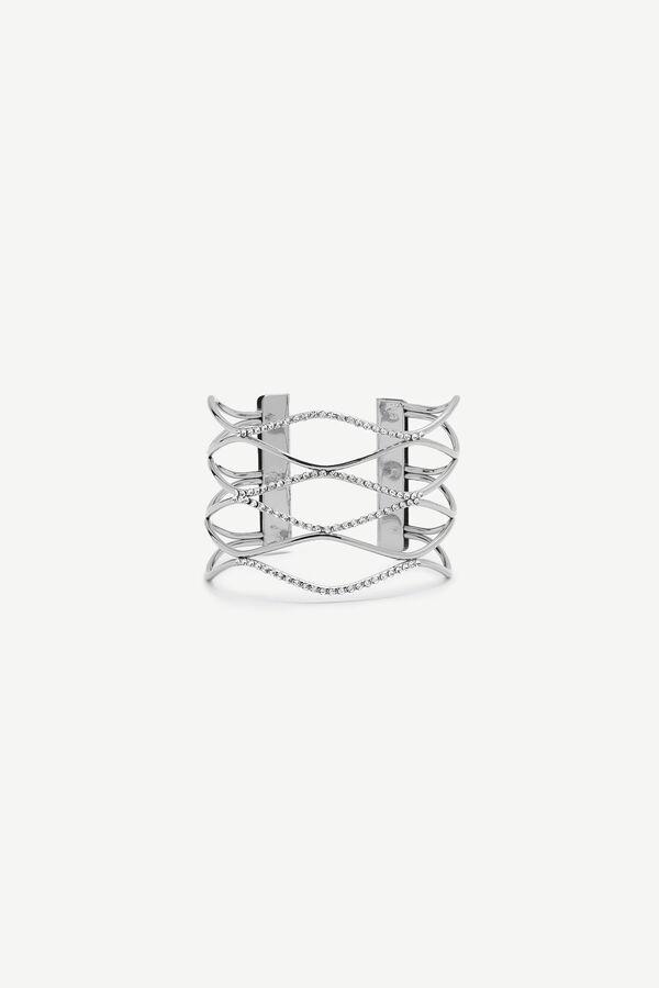 Bracelet à poignet à pierres