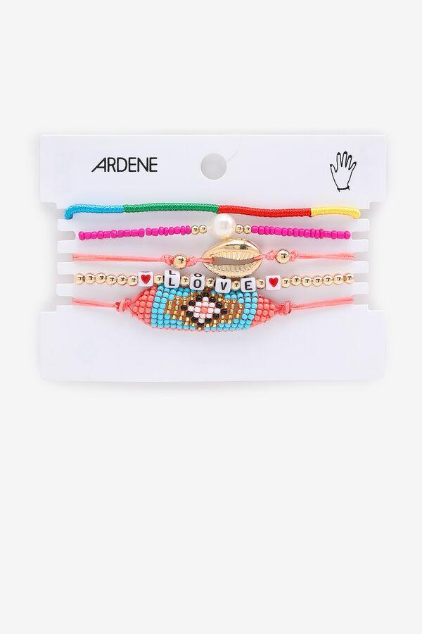 Assorted Bead Bracelets